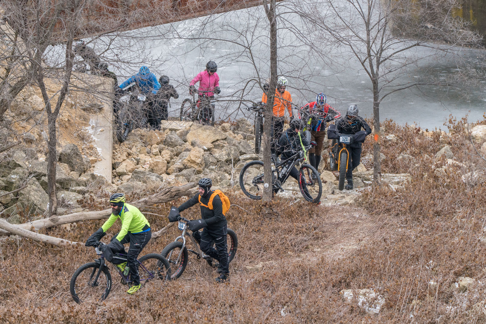 Picture of 30-mile Endurance Bike Race